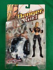 McFarlane Toys Danger Girl Natalia Kassle Action Figure 1999 J Scott Campbell