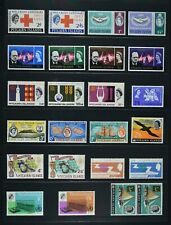 PITCAIRN ISLANDS, QEII, a collection of 69 stamps, UM & LMM condition.