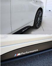 BMW F30 F20 M Performance x2 Side stickers Decals Vinyl Graphics 1 3 4 5 series