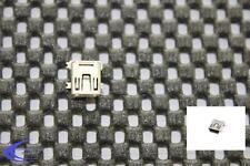 USB Mini SMD Einbaubuchse - 5 polig - USB Buchse Einbaubuchse - Print