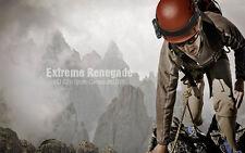 "NEW  HD  720p Rugged  Sports Camera  DVR ""Extreme Renegade"" - Weatherproof, 4GB"
