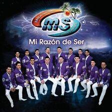 Banda Sinaloense Ms De Sergio Lizarraga : Mi Raz¢n De Ser CD