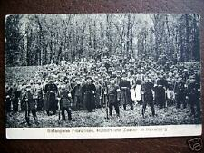 GERMANY~HAVELBERG~RUSSIAN FRENCH WAR PRISONERS~RARE