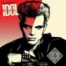 "BILLY IDOL ""IDOLIZE YOURSELF - VERY BEST OF"" CD NEW"