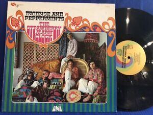STRAWBERRY ALARM CLOCK INCENSE UNI 73014 ORIGINAL USA LP EXC+