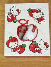 Hello Kitty Wired Red White 3-button Computer Mini Mouse