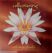 Adham Shaikh - Collectivity (CD 2006 Sonicturtle) African/Middle East  VG++ 9/10