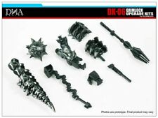 Transformers toy DNA DK-06 SS07 Grimlock Upgrade Weapon Upgrade Kits New instock