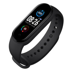 Fitness Smart Wristband Watch Fitness Tracker Blood Pressure Heart Rate Monitor✔