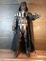 """Darth Vader 20"""" figure used. Star Wars Lucasfilm Jakks 2014"""