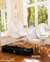 Amby Baby Hammock - Amby Air Super Value Package. Bed | cot | crib | bassinet
