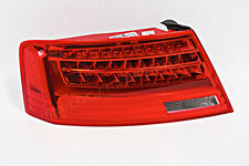 Audi A5 S5 RS5 2 Door Facelift 2012- LED Outer Tail Light Rear Lamp Left OEM