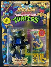 TMNT - Shogun Series; Shogun Leo (Gold); 1994 w/Collector's Card