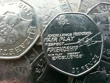 50 Pence Coin 2012 For Sale Ebay