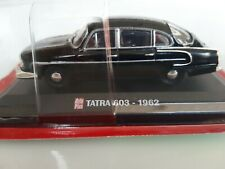 TATRA 603 1962 1/43 VOITURE MINIATURE COCHES DIECATS  AUTO OLD CARS