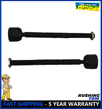 2 Inner Tie Rod End Ford Taurus Mercury Sable 96 02 06 EV398 5 Year Warranty