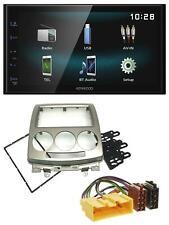 Kenwood AUX Bluetooth USB MP3 2DIN Autoradio für Mazda 5 (CR, 2005-2010)