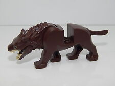 Lego Warg with Black Nose, Complete Assembly Animal New In Package