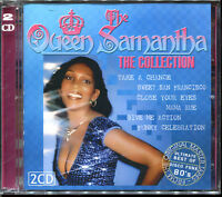 QUEEN SAMANTHA - THE COLLECTION - BEST OF 2012 REMASTERED 2 CD - 12'' MIXES