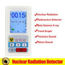 Geiger Counter Dosimeter Radiation Nuclear Tester Gamma X Ray Sensitive Handheld