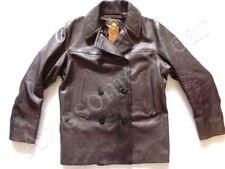Leather Peacoat Coats & Jackets for Men Handmade | eBay