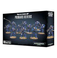 Warhammer 40000-Space Marines Primaris-Reivers-Rabiots-Bitz-Sprue