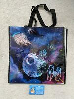 Disney D23 Expo 2019 Team Of Heroes Reusable Bag Tote & Pin Star Wars Droid LE