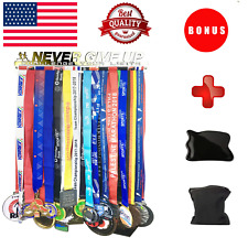 Medal Hanger Holder Display Rack for 30 Medals Application for All Sports Steel