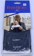 Baby Bjorn Black Bib (2-Pack) for Baby Carrier Original * Active * Air * Synergy