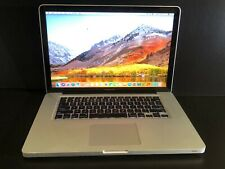 "APPLE MACBOOK PRO 15"" PRE-RETINA 