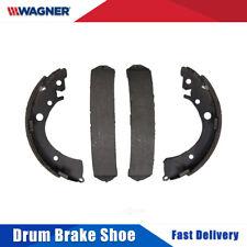 REAR 4PCS Wagner PREMIUM Drum Brake Shoe Set For ACURA EL HONDA ACCORD CIVIC FIT
