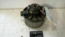 Heater Blower Motor 4 Cylinder Fits 00-04 VOLVO 40 SERIES 65563