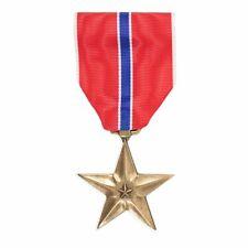Genuine U.S. Full Size Medal: Bronze Star