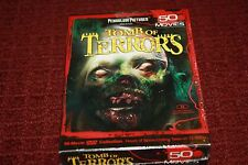 Tomb of Terrors (DVD, 2007, 12-Disc Set) *Brand New Sealed*