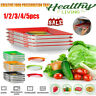 Creative Food Preservation Tray Healthy Kitchen Refrigerator Storage Container