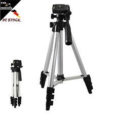Universal Alu Stativ Kamera Handy Camcorder Halterung Höhenverstellbar4- Beine