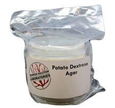 Sterilized Potato Dextrose Agar Pda 5 100mm X 15mm Plates