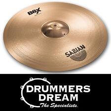 "SABIAN B8X 20"" Ride Cymbal 42012X Crisp Stick Definition RRP $299.00"