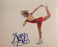 Gracie Gold Signed Autographed 8x10 Photo Olympic Figure Skating