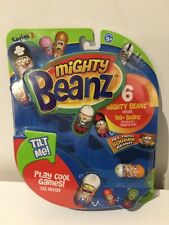Mighty Beanz By Moose - Series 3 (6 Mighty Beanz Inside)