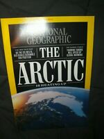 NATIONAL GEOGRAPHIC MAGAZINE  -  SEPTEMBER 2019  - THE ARCTIC~NEW ARCTIC MYSTERY