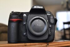 Nikon D300S camera body with Battery Charger CF card and more