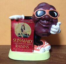 Still Banks California Raisins  Durham American Cash Register  Batman