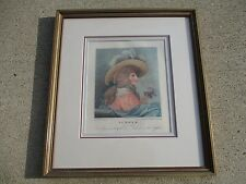 Summer Engraving by Francesco Bartolozzi 1727-1815 Painted by Wheatley