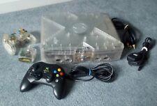 XBOX Crystal aggiornato 320 GB 9000+ Bundle console di gioco Wireless Controller