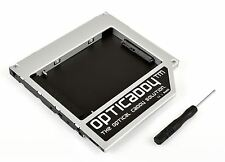 Opticaddy 2. SATA-3 HDD/SSD Caddy per HP Probook 455 G1 470 470 G3