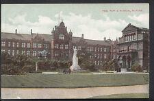 Lancashire Postcard - Peel Park & Museum, Salford    RS2516