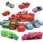Disney Pixar Cars NO 43 95 86 King Chick Hicks Francesco Mack Hauler Tractor Toy