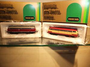 Trix Expreß Diesellok- Sammlung 2251 + 32276