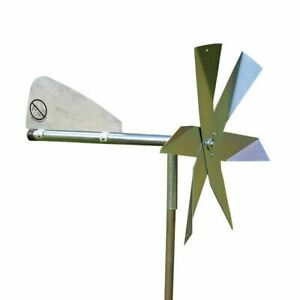 Lehman's Mole Chasing Windmill - The Most Humane Mole Deterrent